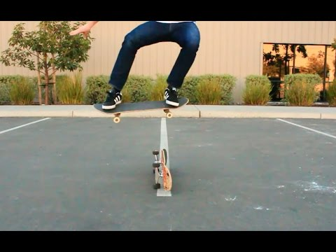 THE 2 MOST IMPORTANT OLLIE STEPS