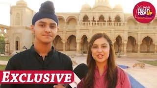 Sher E Punjab Maharaja Ranjit Singh's Lead Actors Explore Their Grand Set | Exclusive