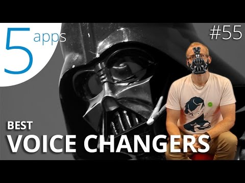 5 great voice changing apps