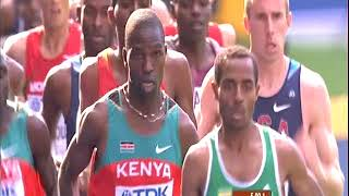 World Champs 5000m Final, Berlin, 2009.