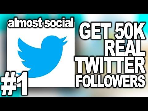 Get 50K Real Twitter Followers Using Tweepi, Crowdfire & StatusBrew