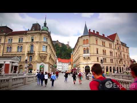Ljubljana's car-free city is a traveller's paradise