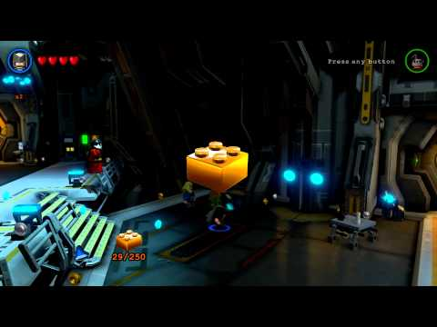LEGO Batman 3: Beyond Gotham - Black Canary Gameplay and Unlock Location
