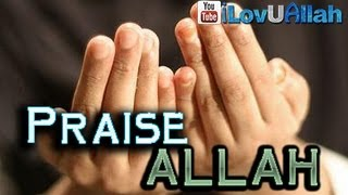 Praise Allah On All Conditions ᴴᴰ | Mufti Menk
