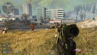 Call of Duty Modern Warfare: Warzone Battle Royale Gameplay (No Commentary)