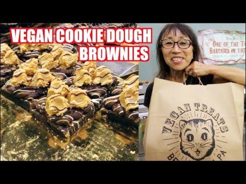 New England VegFest - Miyoko Tries Vegan Treats