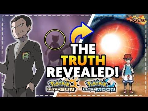 GIOVANNI'S MYSTERY SOLVED! ULTRA WORMHOLES = ALL POKEMON REGIONS! - Pokémon Ultra Sun and Ultra Moon