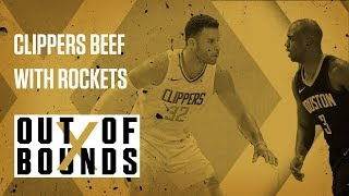 Clippers and Rockets Beef On and Off Court | Out of Bounds