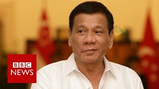 Philippines: Duterte confirms he personally killed three men - BBC News