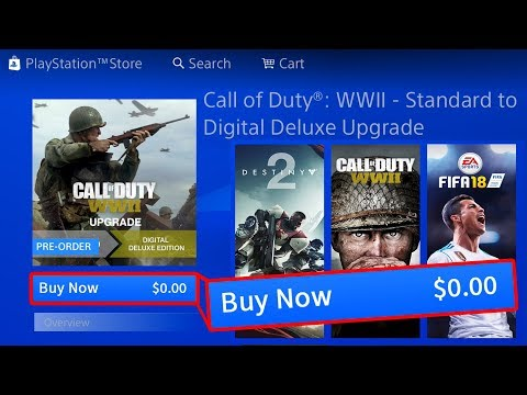 5 Easiest Ways to Get Free PS4 Games