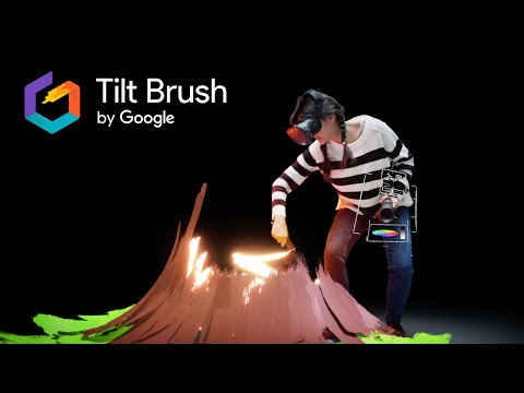 Tilt Brush: Painting from a new perspective