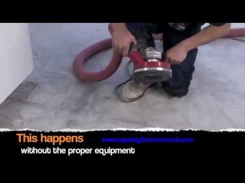 Removing Tile Mortar From My Concrete Floor Remove Ceramic Tile - Ceramic tile removing equipment