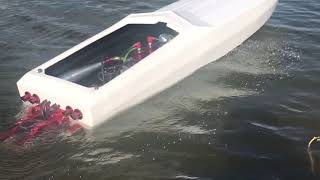 UDiRC UDI005 Arrow review - Brushless RC Boat - PakVim net HD Vdieos