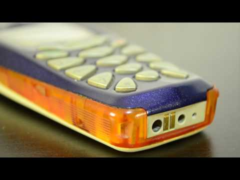 Nokia 3510i - 2002 год.  РЕТРО ТЕЛЕФОНЫ  / Арстайл /