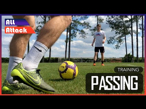 How to Improve Your Passing in Soccer | Training