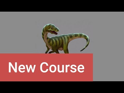 How To Draw Animals in Perspective - Trailer