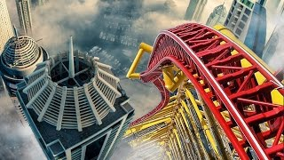 Top 5 MOST INSANE BANNED Roller Coasters YOU CAN