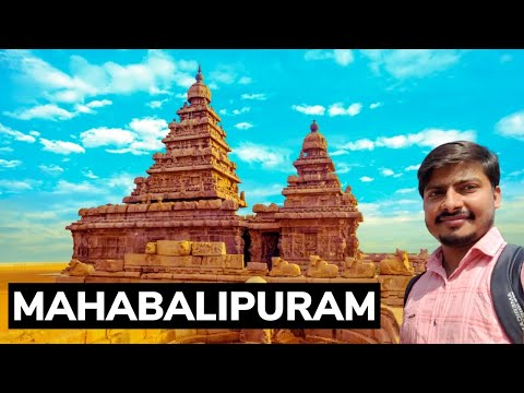 Mahabalipuram | Travel Vlogs | Monuments at Mahabalipuram