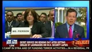 W H Secret Service Director Resign !