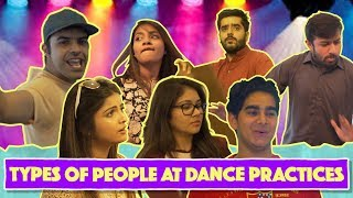 Types of People At Dance Practices   MangoBaaz