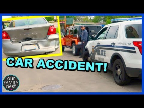 NOT ANOTHER CAR ACCIDENT!