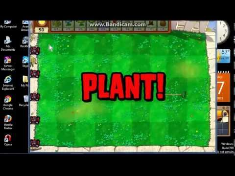 How to Cheat in Plants Vs Zombies (Infinite Sun, No Reload - Using Cheat Engine 6.2)