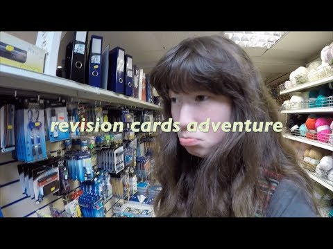 Revision Cards Adventure
