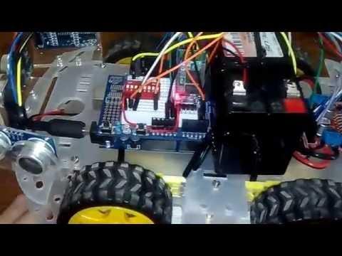 Robot arduino 4X4 2 en 1.
