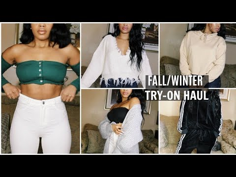 AFFORDABLE ZAFUL WINTER TRY-ON HAUL! ❄️  | Dana Alexia