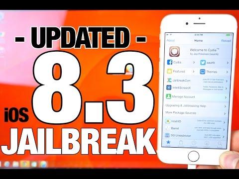 How To Jailbreak iOS 8.3 - UPDATED Taig 2.1.2 + Install Tweaks!