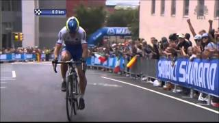 Peter Sagan World Champion from Attack to Finish (CNBC)