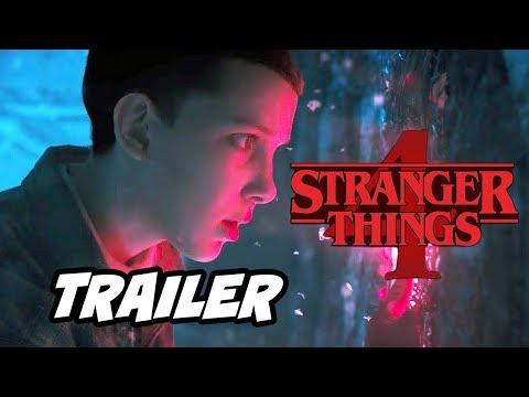 Stranger Things Season 4 Trailer Breakdown and Easter Eggs
