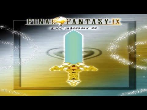 Final Fantasy IX Obtendo a Excalibur II