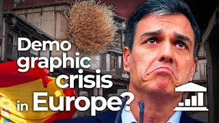AGING: Spain and the West against the ropes - VisualPolitik EN