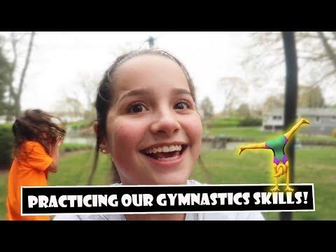 Practicing Our Gymnastics Skills 🤸( WK 381.7)   Bratayley