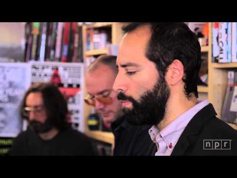The National: NPR Music Tiny Desk Concert