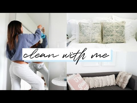 CLEAN WITH ME | WEEKLY Cleaning Routine! | Cleaning Motivation