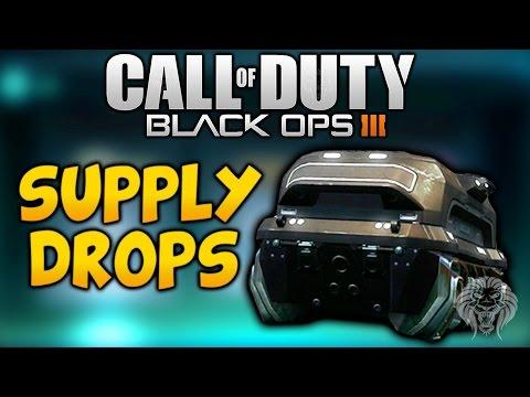 Best Black ops 3 Case Opening (Supply Drop)