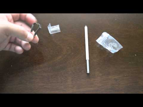 How to replace the Tip of the S-Pen for the Samsung Galaxy Note, Note 2, Note 3 and Note 4