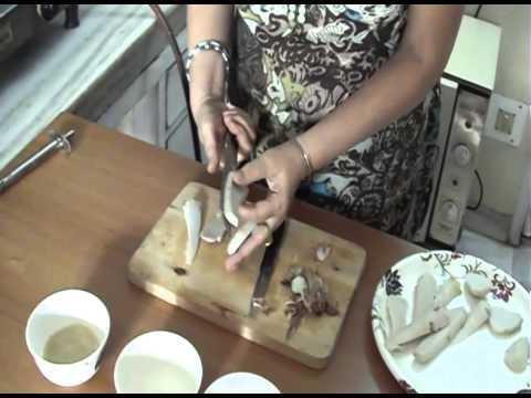 Mock Fish Fingers Nauneet Kaur