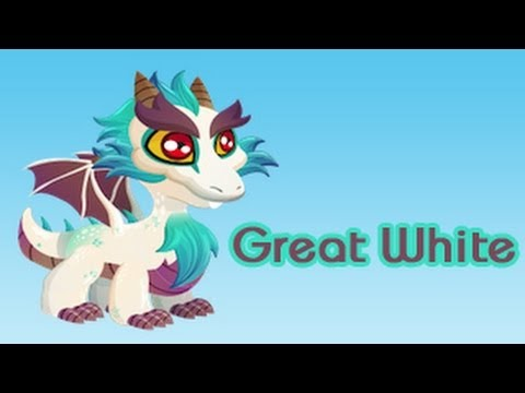 How To Breed Great White Dragon In Dragon City