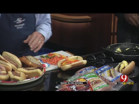 Made In Oklahoma: Memorial Day Hot Dogs