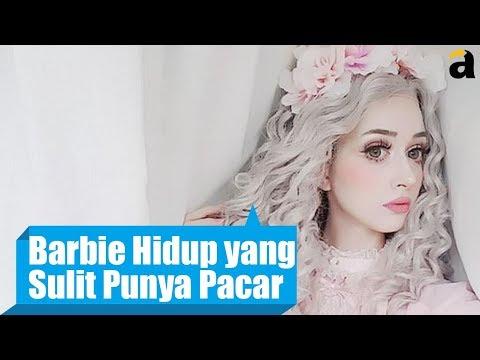 Barbie 'Hidup' yang Sulit Dapat Pacar