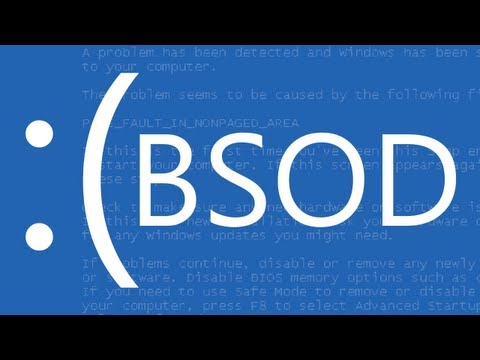 The History of the BSOD (Blue Screen of Death)
