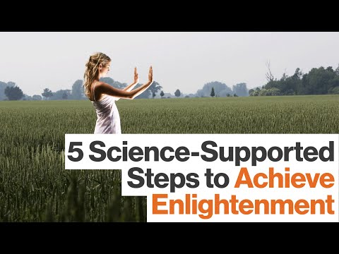 5 Steps to Achieve Enlightenment — All Supported by Science, with Andrew Newberg