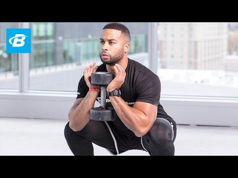 Man Maker Mayhem Workout   Total-Body Dumbbell Fix