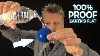 Earth is Flat! - 100% PROOF!! AMAZING!! (Flat Earth Comedy)