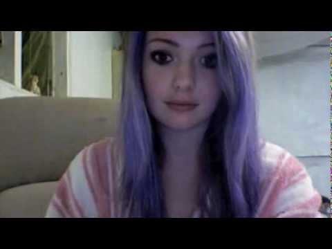 Dying My Hair Pastel Purple/Lavender