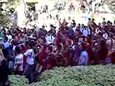 Demonstration at UCLA for Taser Incident by UCPD