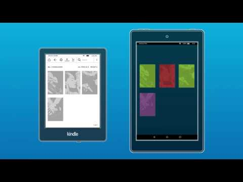 Amazon Fire Tablet: Borrowing Books from the Kindle Owners' Lending Library